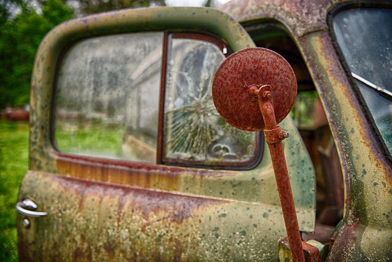 Cidade do Carro Velho: o maior cemitério de carros clássicos do mundo 15