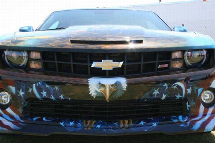 O carro mas patriota dos EUA 29