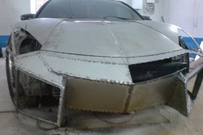 Como faz? Lamborghini Reventon genérica 09