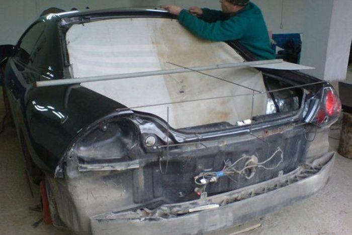 Como faz? Lamborghini Reventon genérica 16
