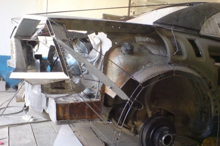Como faz? Lamborghini Reventon genérica 22