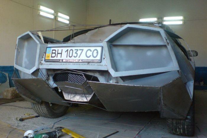 Como faz? Lamborghini Reventon genérica 23