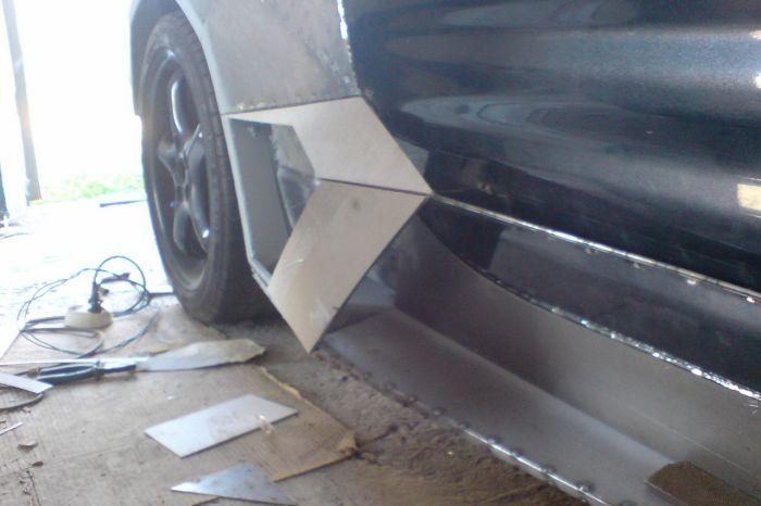 Como faz? Lamborghini Reventon genérica 29