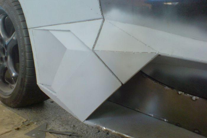 Como faz? Lamborghini Reventon genérica 30