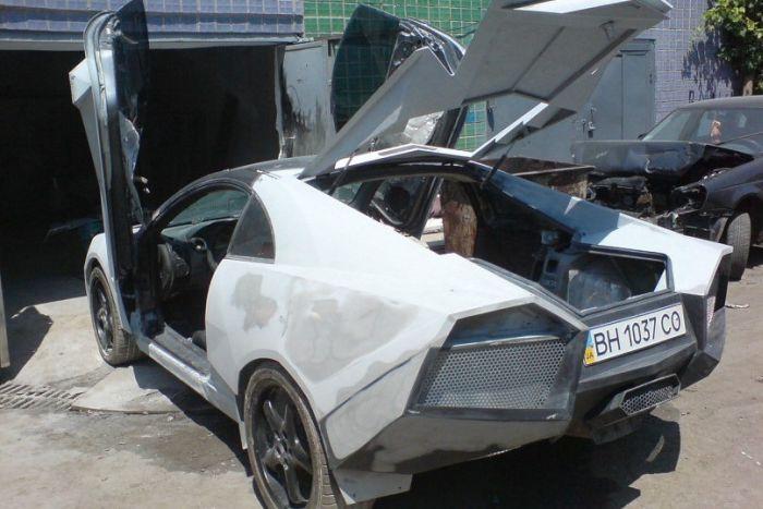 Como faz? Lamborghini Reventon genérica 38