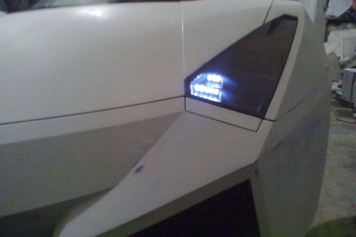 Como faz? Lamborghini Reventon genérica 39