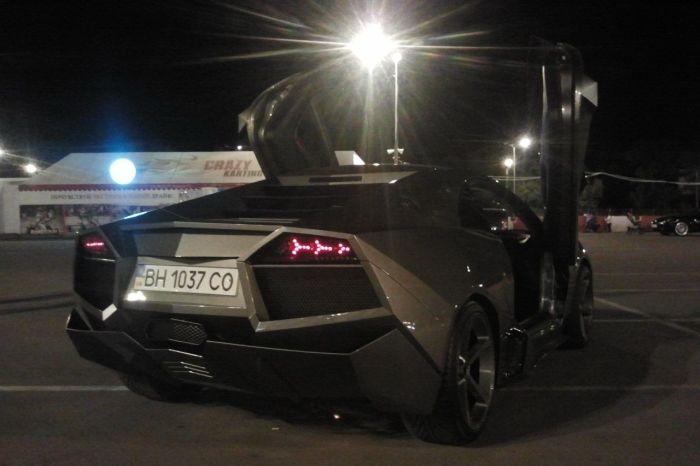 Como faz? Lamborghini Reventon genérica 59