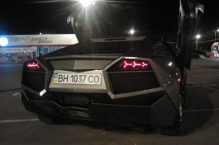 Como faz? Lamborghini Reventon genérica 60