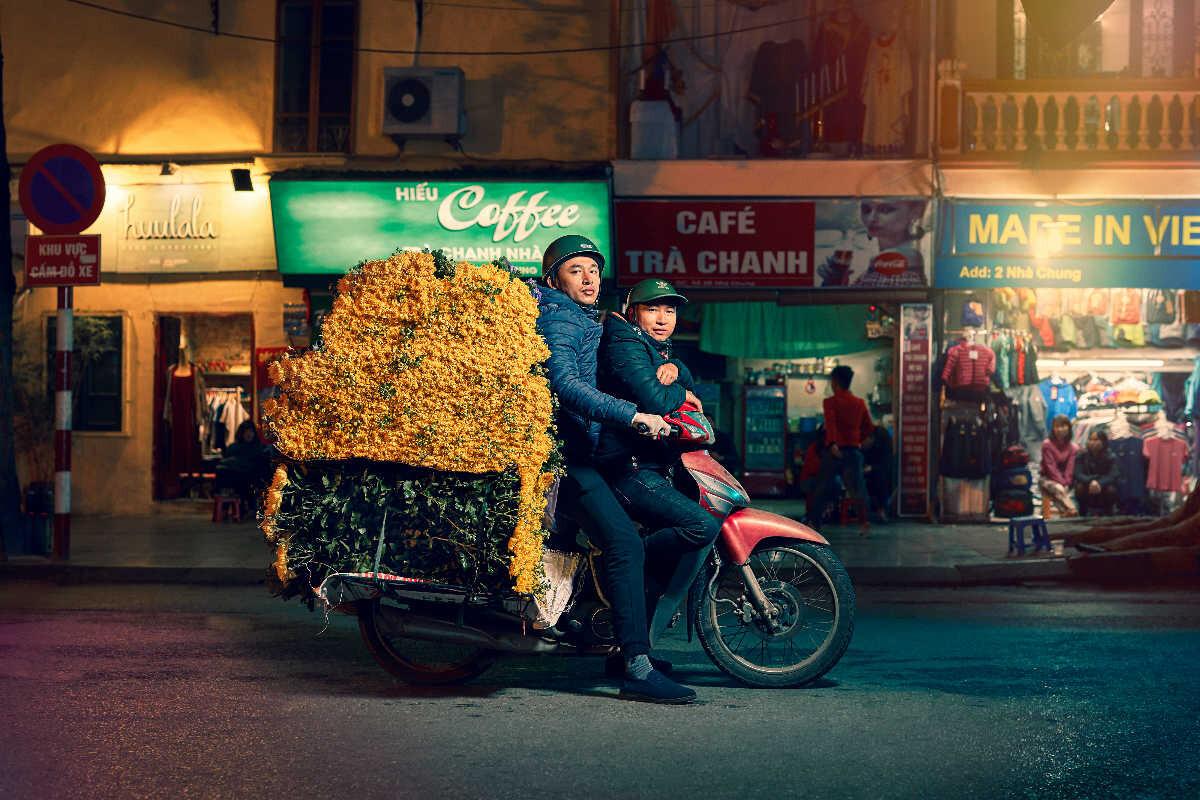 A alucinante cultura motoqueira do Vietnã está a ponto de ser extinta