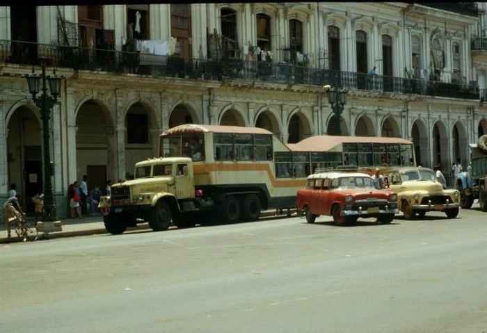 O transporte público cubano 03