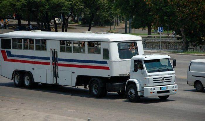 O transporte público cubano 04