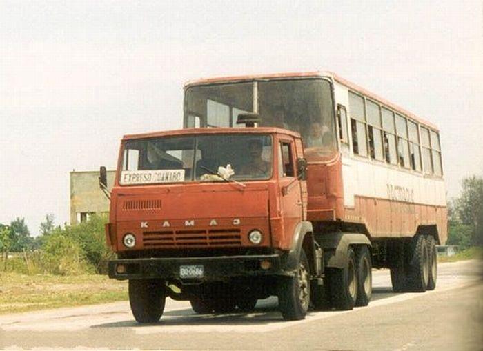 O transporte público cubano 07