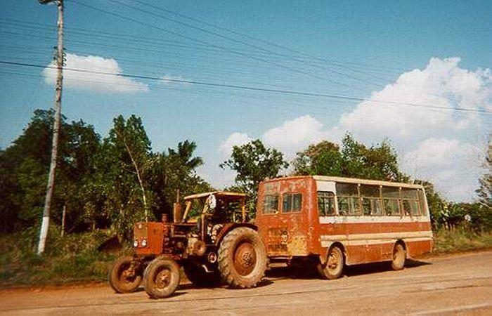 O transporte público cubano 08