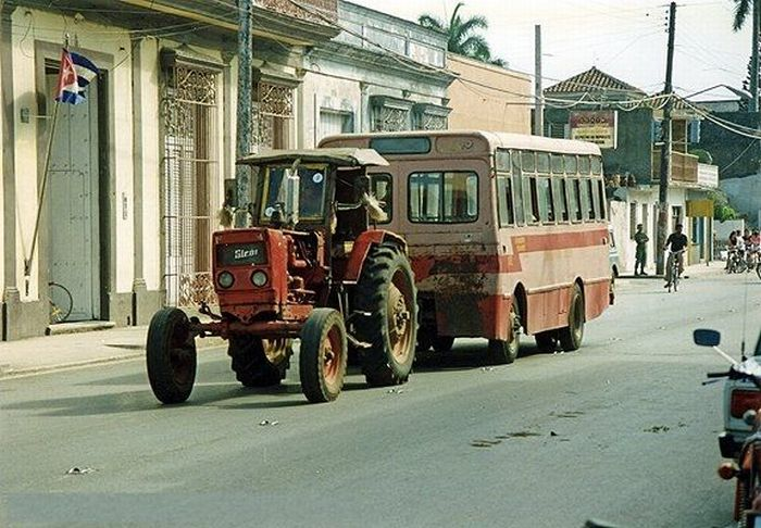 O transporte público cubano 09