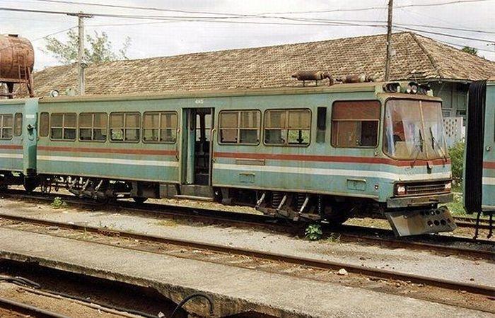 O transporte público cubano 10
