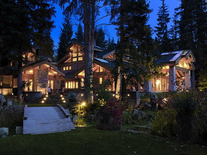 Chalé de luxo no Canadá por apenas 15 milhões 06