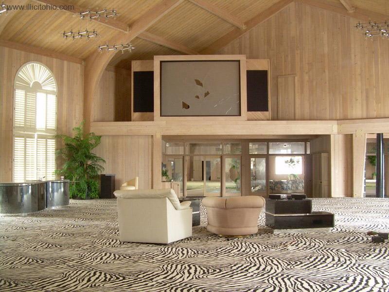 Dê uma olhada na espetacular casa abandonada de Mike Tyson em Ohio 11