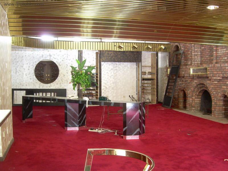 Dê uma olhada na espetacular casa abandonada de Mike Tyson em Ohio 15