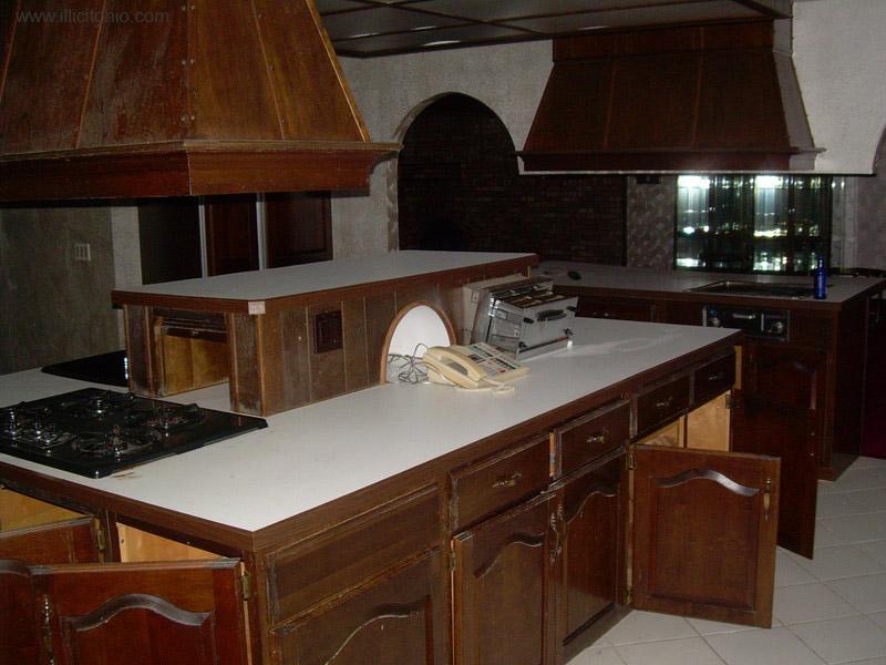 Dê uma olhada na espetacular casa abandonada de Mike Tyson em Ohio 28
