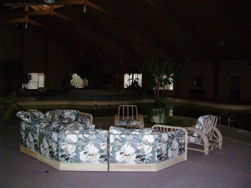 Dê uma olhada na espetacular casa abandonada de Mike Tyson em Ohio 32