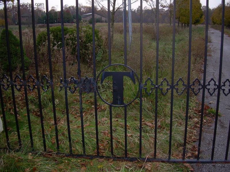 Dê uma olhada na espetacular casa abandonada de Mike Tyson em Ohio 33