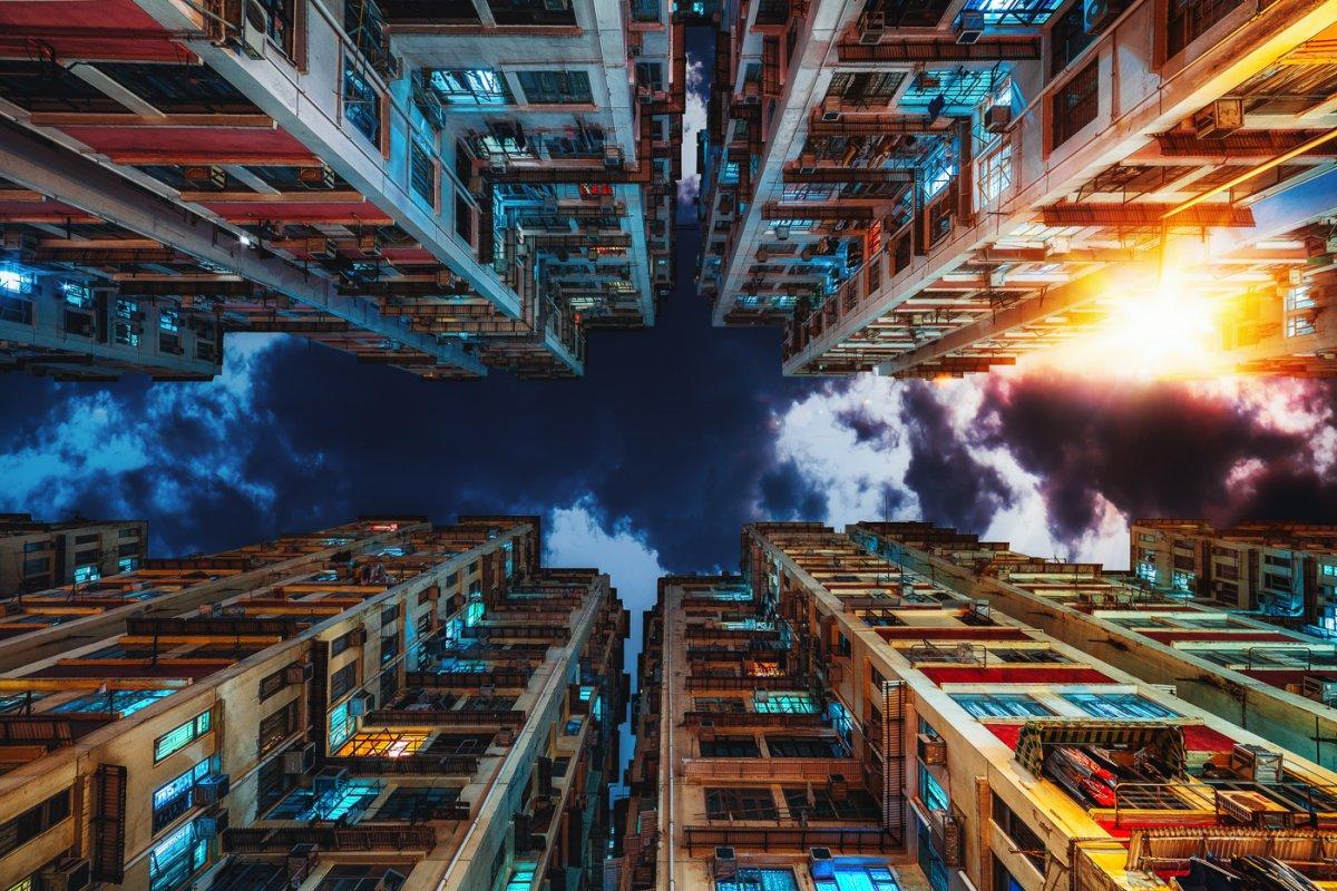 Fotos deslumbrantes de Hong Kong, de alto a baixo, revelam a beleza oculta dos arranha-céus 01