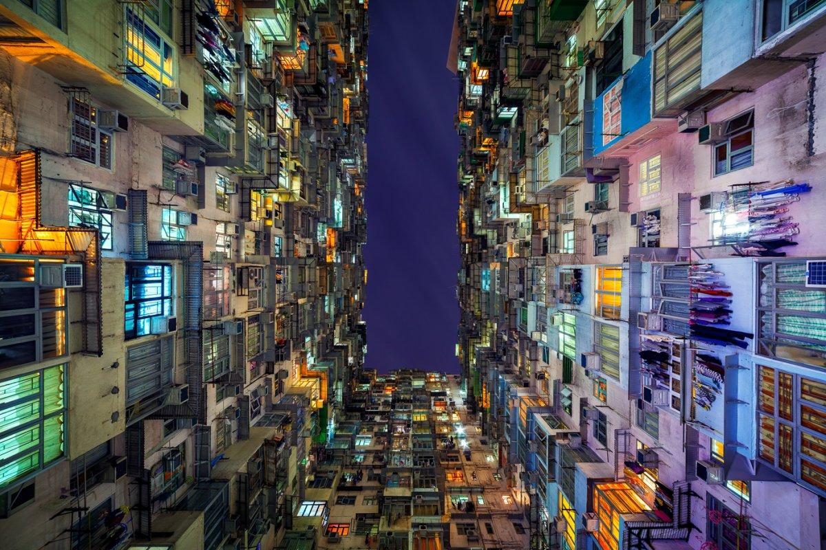Fotos deslumbrantes de Hong Kong, de alto a baixo, revelam a beleza oculta dos arranha-céus 05