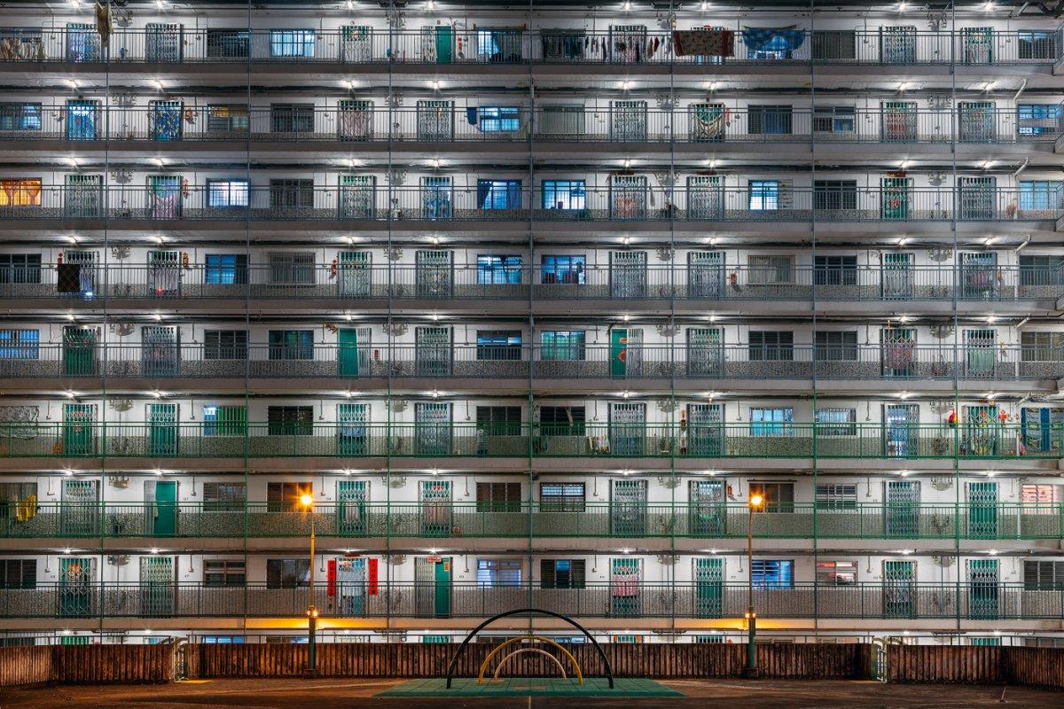 Fotos deslumbrantes de Hong Kong, de alto a baixo, revelam a beleza oculta dos arranha-céus 08
