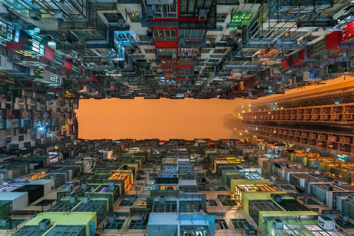Fotos deslumbrantes de Hong Kong, de alto a baixo, revelam a beleza oculta dos arranha-céus 11