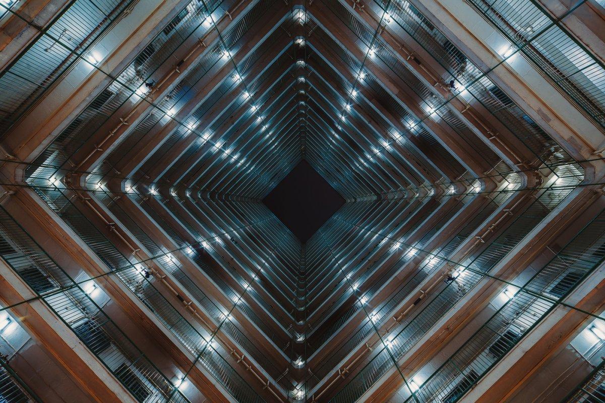 Fotos deslumbrantes de Hong Kong, de alto a baixo, revelam a beleza oculta dos arranha-céus 13