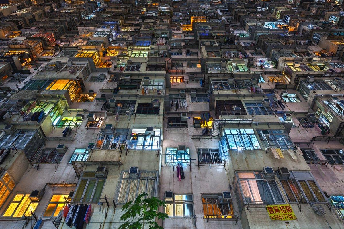 Fotos deslumbrantes de Hong Kong, de alto a baixo, revelam a beleza oculta dos arranha-céus 15