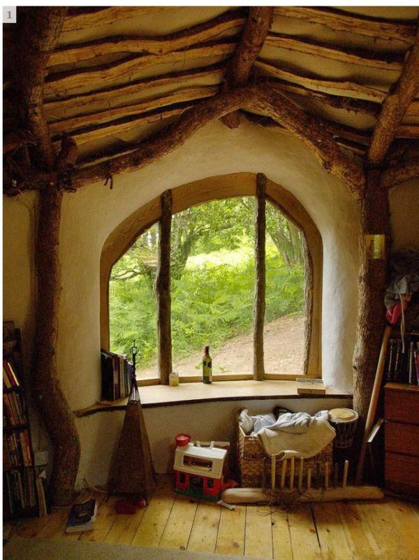 Construa a sua casa Hobbite cpm 7 mil reais 01