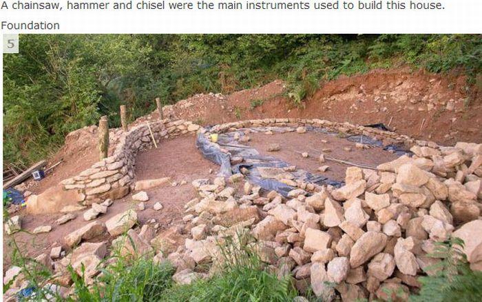 Construa a sua casa Hobbite cpm 7 mil reais 04