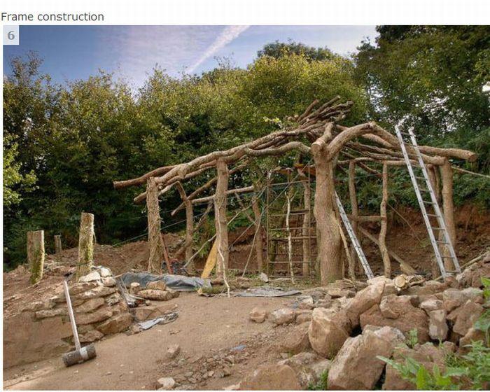 Construa a sua casa Hobbite cpm 7 mil reais 05