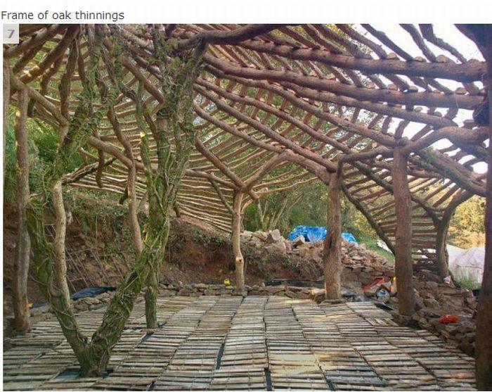 Construa a sua casa Hobbite cpm 7 mil reais 06