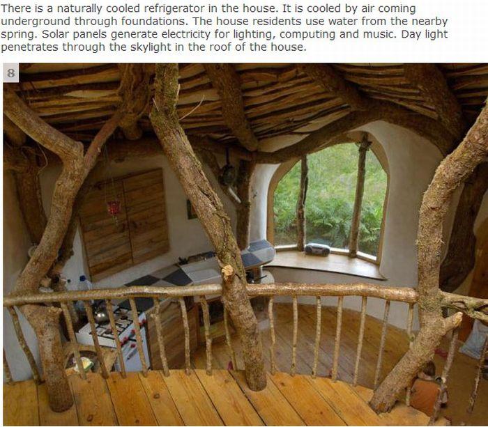 Construa a sua casa Hobbite cpm 7 mil reais 07