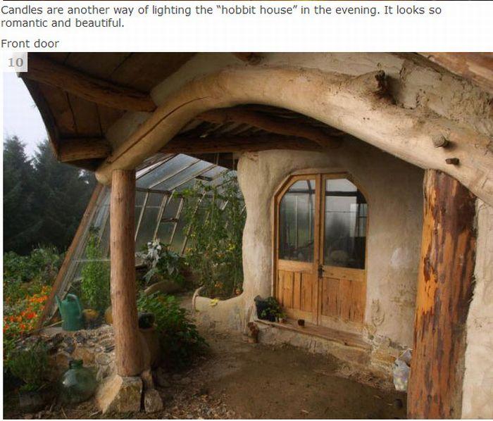 Construa a sua casa Hobbite cpm 7 mil reais 09