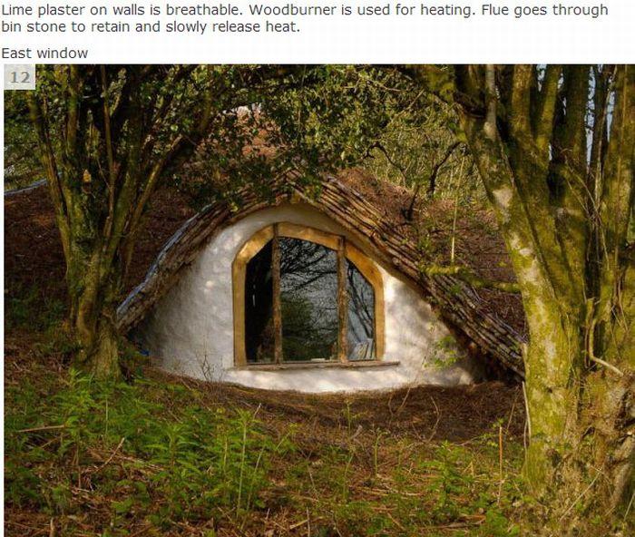 Construa a sua casa Hobbite cpm 7 mil reais 11
