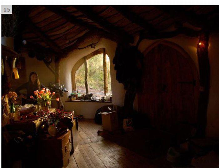 Construa a sua casa Hobbite cpm 7 mil reais 14
