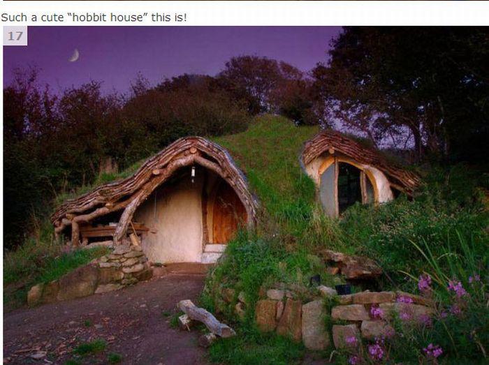 Construa a sua casa Hobbite cpm 7 mil reais 16