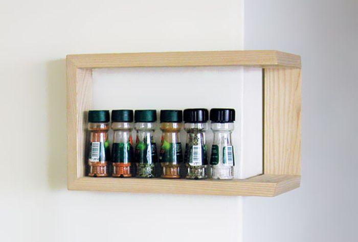 Designs criativos de estantes e aparadores 24