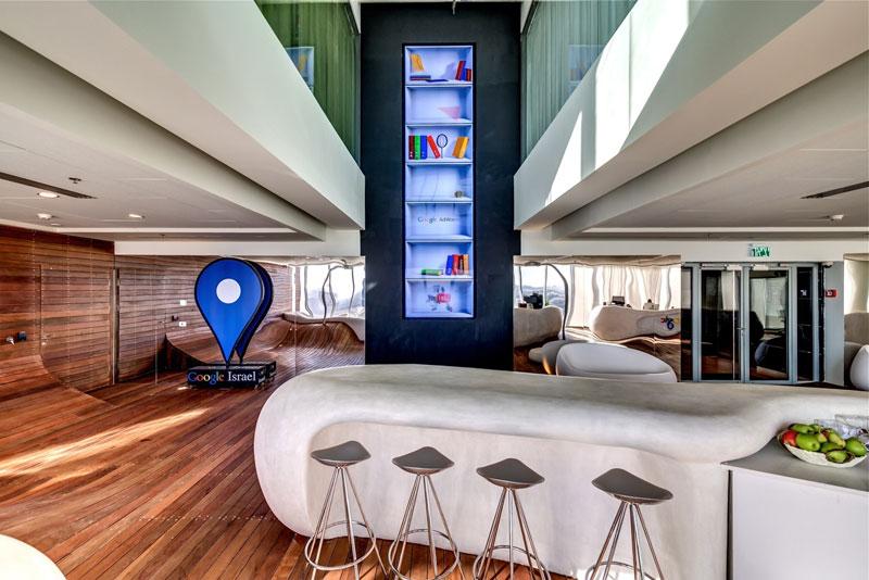 Novos escrit�rios do Google em Tel Aviv 03