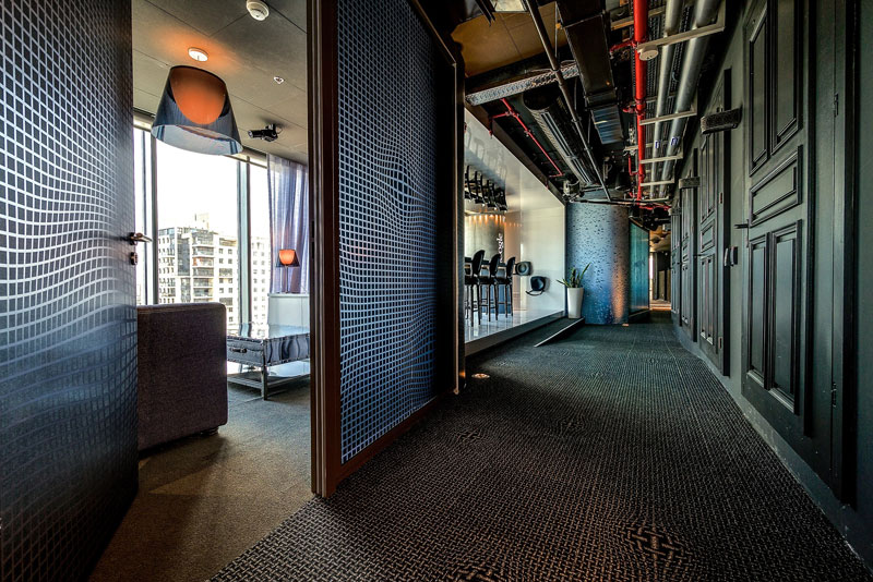 Novos escritórios do Google em Tel Aviv 06