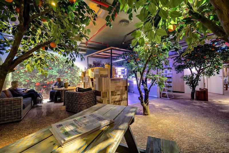 Novos escritórios do Google em Tel Aviv 09