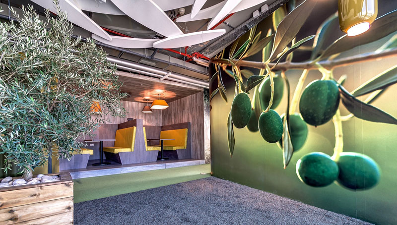Novos escritórios do Google em Tel Aviv 12