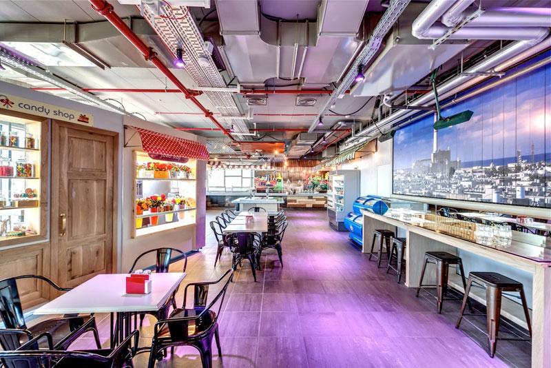 Novos escritórios do Google em Tel Aviv 14