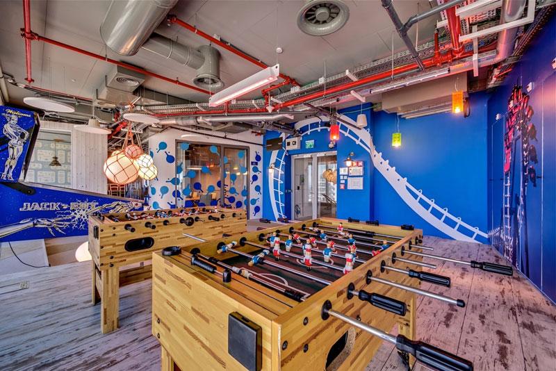 Novos escritórios do Google em Tel Aviv 15
