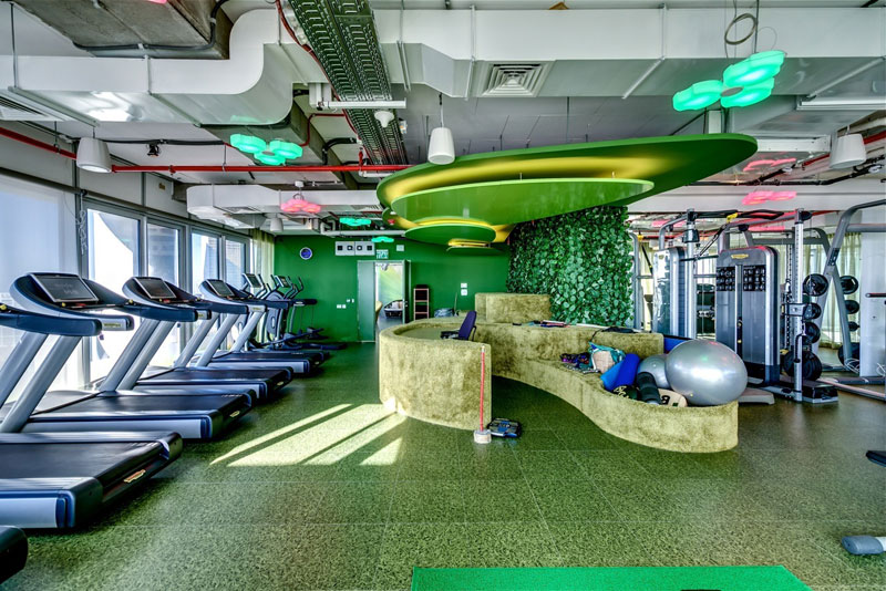 Novos escritórios do Google em Tel Aviv 16