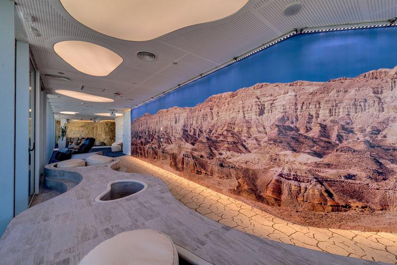 Novos escritórios do Google em Tel Aviv 18