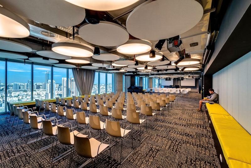 Novos escritórios do Google em Tel Aviv 19